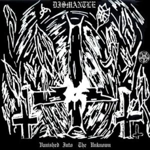 Dismantle - Vanished into the Unknown cover art