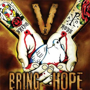Vanguard - Bring Hope cover art