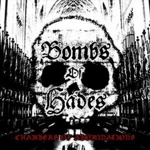 Bombs of Hades - Chambers of Abominations cover art