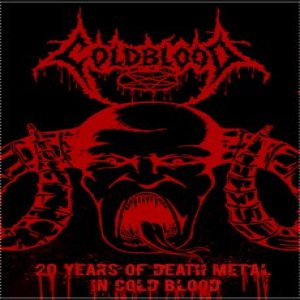 Coldblood - 20 Years of Death Metal in Cold Blood cover art
