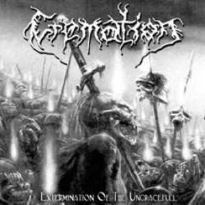 Cremation - Extermination of the Ungraceful cover art