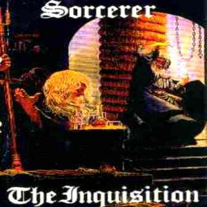 Sorcerer - The Inquisition cover art