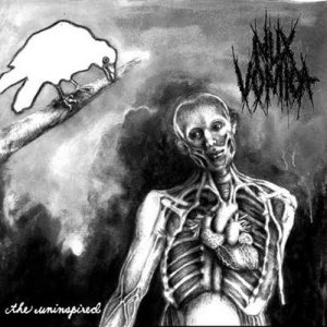 Nux Vomica - The Uninspired cover art