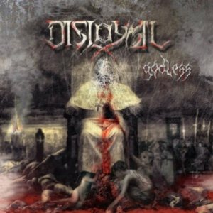 Disloyal - Godless cover art