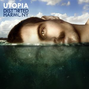 Distorted Harmony - Utopia cover art