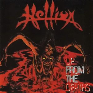 Hellion - Up from the Depths cover art