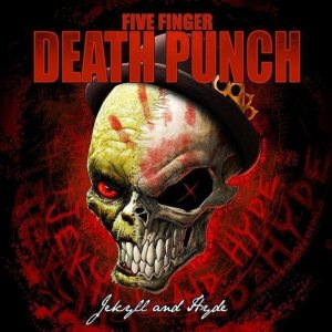 Five Finger Death Punch - Jackyll & Hyde cover art