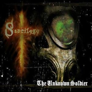 Sacrilege - The Unknown Soldier cover art