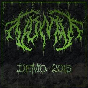 Vomit - Demo 2015 cover art