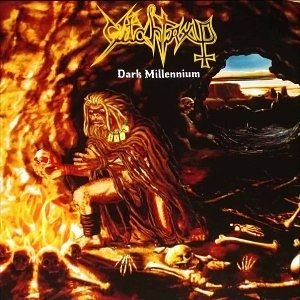Witchtrap - Dark Millennium cover art