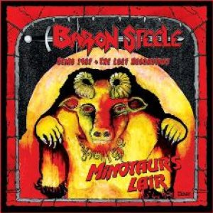 Baron Steele - Minotaur's Lair - Demo 1987 + the Lost Recordings cover art