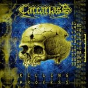 Carcariass - Killing Process cover art