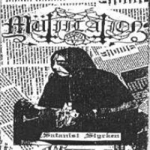 Mutiilation - Satanist Styrken cover art
