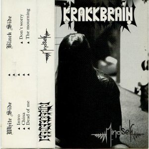 Krakkbrain - Mindself cover art