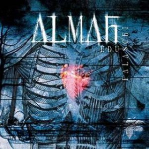 Almah - Almah cover art