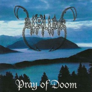 Atritas - Pray of Doom cover art