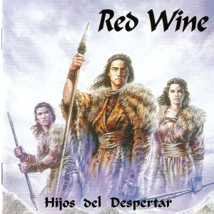 Red Wine - Hijos del Despertar cover art