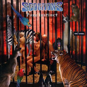 Scorpions - Pure Instinct cover art