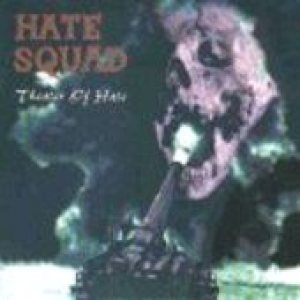 Hate Squad - Theater of Hate cover art
