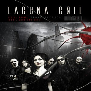 Lacuna Coil - Visual Karma (Body, Mind, and Soul) cover art