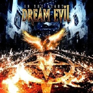 Dream Evil - In the Night cover art