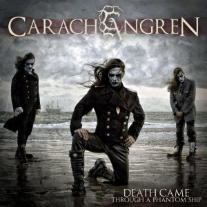 Carach Angren - Death Came Through a Phantom Ship cover art