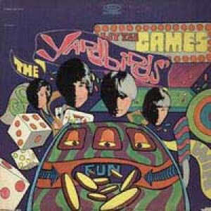 The Yardbirds - Little Games cover art