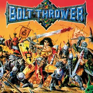Bolt Thrower - War Master cover art