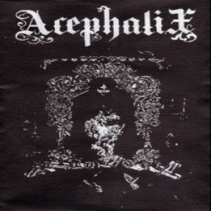 Acephalix - Interminable night cover art