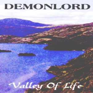 Demonlord - The Valley of Life cover art