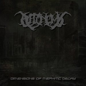 Autonomy - Dimensions of Mephitic Decay cover art