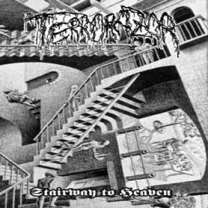 Terrorazor - Stairway to Heaven cover art