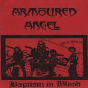 Armored Angel - Baptism in Blood cover art