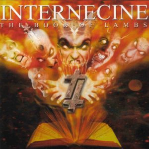 Internecine - The Book of Lambs cover art