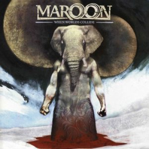 Maroon - When Worlds Collide cover art