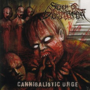 Stench of Dismemberment - Cannibalistic Urge cover art