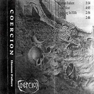 Coercion - Human Failure cover art