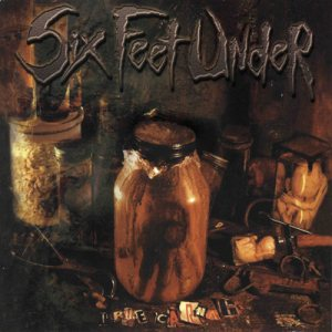 Six Feet Under - True Carnage cover art