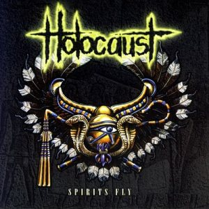 Holocaust - Spirits Fly cover art