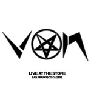 Von - Live at the Stone - San Francisco CA 1991 cover art