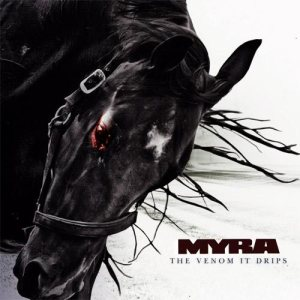 Myra - The Venom It Drips cover art