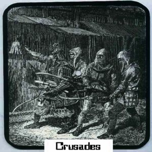 Axemaster - Crusades cover art