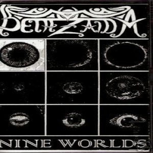 Bethzaida - Nine Worlds cover art