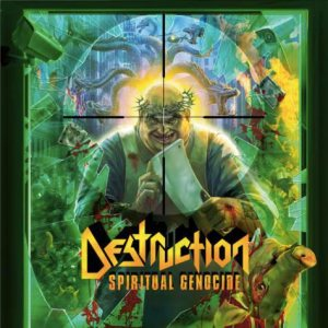 Destruction - Spiritual Genocide cover art