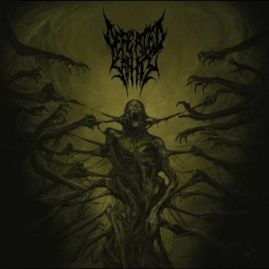 Defeated Sanity - Passages Into Deformity cover art