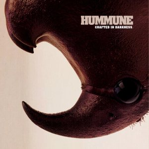 Hummune - Crafted in Darkness cover art