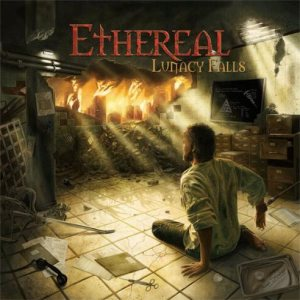 Ethereal - Lunacy Falls cover art
