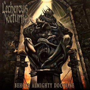 Lecherous Nocturne - Behold Almighty Doctrine cover art
