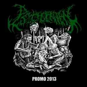Psychopathy - Promo 2013 cover art