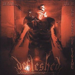 Defleshed - Death... the High Cost of Living cover art